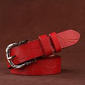Mujer Legierung Cinturón de Cintura - Básico Un Color