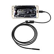 jingleszcn 5.5mm usb cámara de endoscopio 3.5 m a prueba de agua ip67 inspección cámara de serpiente boroscopio para android pc