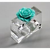 欧風 プラスチック 方形 ナプキンリング テーブルデコレーション
