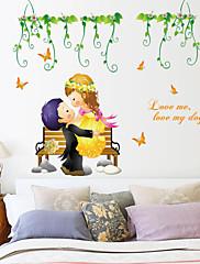 ロマンティック ウォールステッカー プレーン・ウォールステッカー 飾りウォールステッカー 材料 ホームデコレーション ウォールステッカー・壁用シール