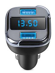 gps lokator auto lovac auto punjač dual usb punjač telefon app daljinski auto detektor lokacije s vodio zaslon za iphone samsung