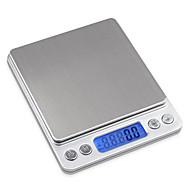 mini 2000g 0.1g precisie digitale sieraden weegschaal elektronische pocket balans
