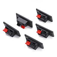 billige -WP2-2 klemrækker for elektronik DIY (5 stykker en pakke)