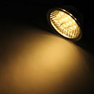 זול נורות לד LED-6000 lm E14 תאורת ספוט לד PAR38 12 נוריות לד בכוח גבוה לבן טבעי AC 220-240V