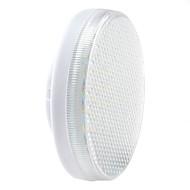 1pc gx53 3,5 w 300-350 lm led spotlight 60 led perler smd 2835 dekorative varm hvit / kald hvit / naturlig hvit 220-240 v