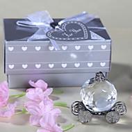 Krystal Krystal Varer Brudepige Blomsterpige Ringbærer Bryllup Jubilæum Fødselsdag