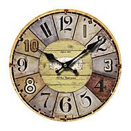 cheap -Mediterranean Wall Clock
