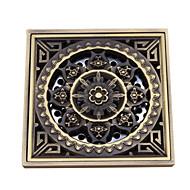 Lefolyócső / Antik bronz Antik