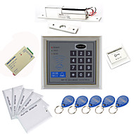 Stand Alone Access Controller Kits(Electric Bolt,10 EM-ID Card,Power Supply)