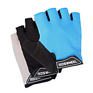 cheap Cycling Gloves-Sports Gloves Bike Gloves / Cycling Gloves Wearable Breathable Wearproof Anti-skidding Fingerless Gloves Cloth Fabric Mesh Cycling / Bike