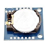 módulo de relógio de tempo real I2C DS1307 for (para arduino) pequeno rtc 2560 uno r3