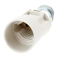 billige -e14 base 53mm stearinlys pære stikkontakt lampe holder høj kvalitet belysning tilbehør