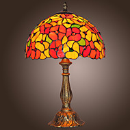 abordables -Lampe de table - Tiffany - Métal