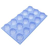 Bakeware alati Silikon Eco-friendly Uradi sam Visoka kvaliteta Pita Keksi Torta / kolači kalupa za pečenje