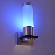 tanie Kinkiety Ścienne-BriLight Nowoczesny / współczesny Lampy ścienne Metal Światło ścienne 90-240V 1 W / LED zintegrowany