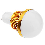 billige Globepærer med LED-SENCART 1pc 6 W 540 lm GU10 LED-globepærer A60(A19) 12 LED perler SMD 5730 Varm hvit 85-265 V