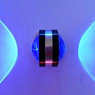 tanie Kinkiety Ścienne-BriLight Nowoczesny / współczesny Metal Światło ścienne 90-240V 2 W / LED zintegrowany