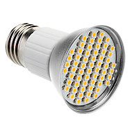 billige Spotlys med LED-240lm E26 / E27 LED-spotpærer PAR38 60 LED perler SMD 3528 Varm hvit 85-265V