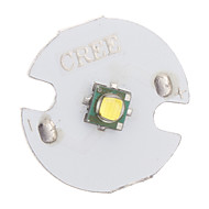 5W 400LM 6500K Branco Frio LED Cree Módulo emissor (3,2-3.6V)