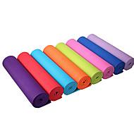 øko-vennlig TPE ekstra tykk sklisikker yoga pilates matte (6mm)