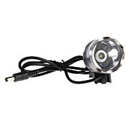 Hodelykter Sykkellykter Frontlys til sykkel LED Cree Sykling Alarm Oppladbar 18650 1200 Lumens Lumens Batteri Sykling