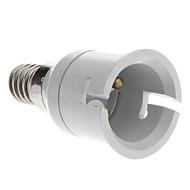 e14 tot b22 led-lampen socket-adapter hoogwaardige verlichting accessoire