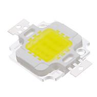 10W COB 820-900LM 6000-6500K Luz Cool White LED Chip (9-12V)