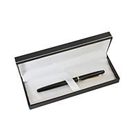 preiswerte Druckpapier-personalisierte Vatertagsgeschenk schwarzen klassischen Metal schwarze Tinte Gelschreiber