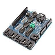 Χαμηλού Κόστους Motherboards-(Για arduino) ασπίδα αισθητήρα uno duemilanove v4 ψηφιακή αναλογική μονάδα