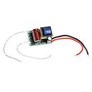 お買い得  ランプベース&コネクタ-LED 4〜5×1WのためのAC 85-265V定電流電源駆動