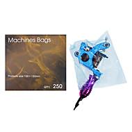 dragonhawk® 250pcs tek kullanımlık hijyenik dövme kaynağı makinesi güç kapak çanta emniyet