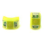 billige Sykkellykter og reflekser-Sykkellykter Baklys til sykkel LED Sykling Vanntett Cellebatterier Lumens Batteri Sykling