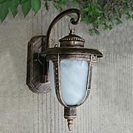 Vegglampe 40W 110-120V 220-240V E26/E27 Traditionel / Klassisk Maleri