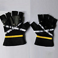 cheap Videogame Cosplay Accessories-Gloves Inspired by Kingdom Hearts Sora Anime/ Video Games Cosplay Accessories Gloves Terylene Men's