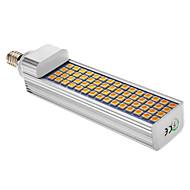 ywxlight® 12w e14 e26 / e27 g24 led maissi valot 60 leds smd 5050 himmennettävä lämmin valkoinen kylmä valkoinen 1200-1300lm ac 85-265v
