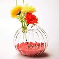花瓶ガラス) -ガーデンテーマ 無し 花