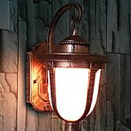 baratos Arandelas de Parede-Tradicional / Clássico Luminárias de parede Metal Luz de parede 110-120V / 220-240V Max 40W