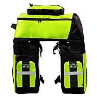 preiswerte Radtaschen-FJQXZ Fahrradtasche 70L Fahrrad Kofferraum Tasche/Fahrradtasche Wasserdicht Rasche Trocknung 3 in 1 Tasche für das Rad 1680D Polyester