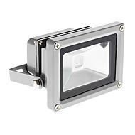 billige Spotlys med LED-1pc 10 W 400-500 lm Smart LED-lampe 1 LED perler Høyeffekts-LED Fjernstyrt / Dekorativ / Fargegradering RGB 85-265 V