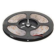 z®zdm vandtæt 5m 24W 300x3528 SMD køligt hvidt lys LED strip lampe (DC 12V)