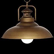 Retro svijeća Style Privjesak Svjetla Uplight Za Stambeni prostor 110-120V 220-240V Bulb not included