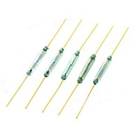 Reed Switch Magnetisch gecontroleerde schakelaar - Golden (5 PCS)