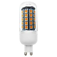 billige Kornpærer med LED-1pc 5.5 W 550lm E14 / G9 / E26 / E27 LED-kornpærer T 59 LED perler SMD 5050 Dekorativ Varm hvit / Kjølig hvit / Naturlig hvit 220-240 V / RoHs