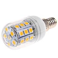 billige Kornpærer med LED-1pc 4 W 200LM E14 / G9 / E26 / E27 LED-kornpærer 27 LED perler SMD 5050 Dekorativ Varm hvit / Kjølig hvit / Naturlig hvit 220-240 V