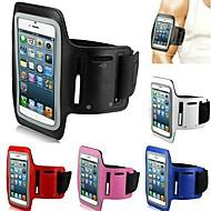 billiga Mobil cases & Skärmskydd-slim trendiga Sport Armband för iPhone 6 (blandade färger)