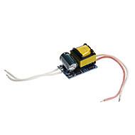 0.3A 4-5w dc 12-16v til intern konstant strøm strømforsyning ac 85-265V for LED spotlyss