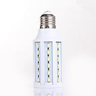 12W E26/E27 LED Corn Lights T 60 SMD 5730 1100lm Natural White 2800-3200K 4200-4500K  6000-6500K Decorative AC 220-240 AC 110-130V