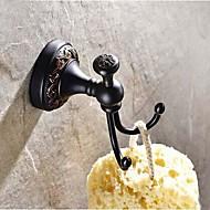 Крючок для халата / Тосканская бронза Старинный