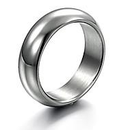 Gyűrűk Parti / Napi / Hétköznapi Ékszerek Ötvözet Férfi Karikagyűrűk