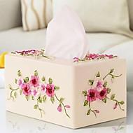 hoshine® nyhet moderne stil stemorsblomst blomst polyresin vev boksen
